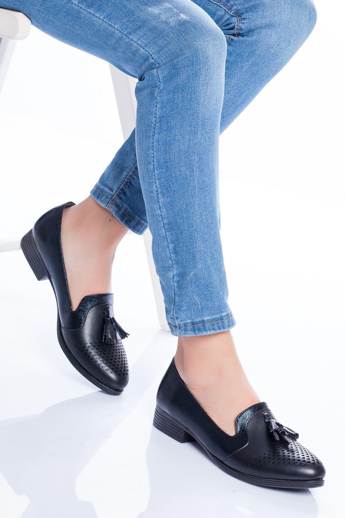 Logan Babet Ayakkabı SIYAH
