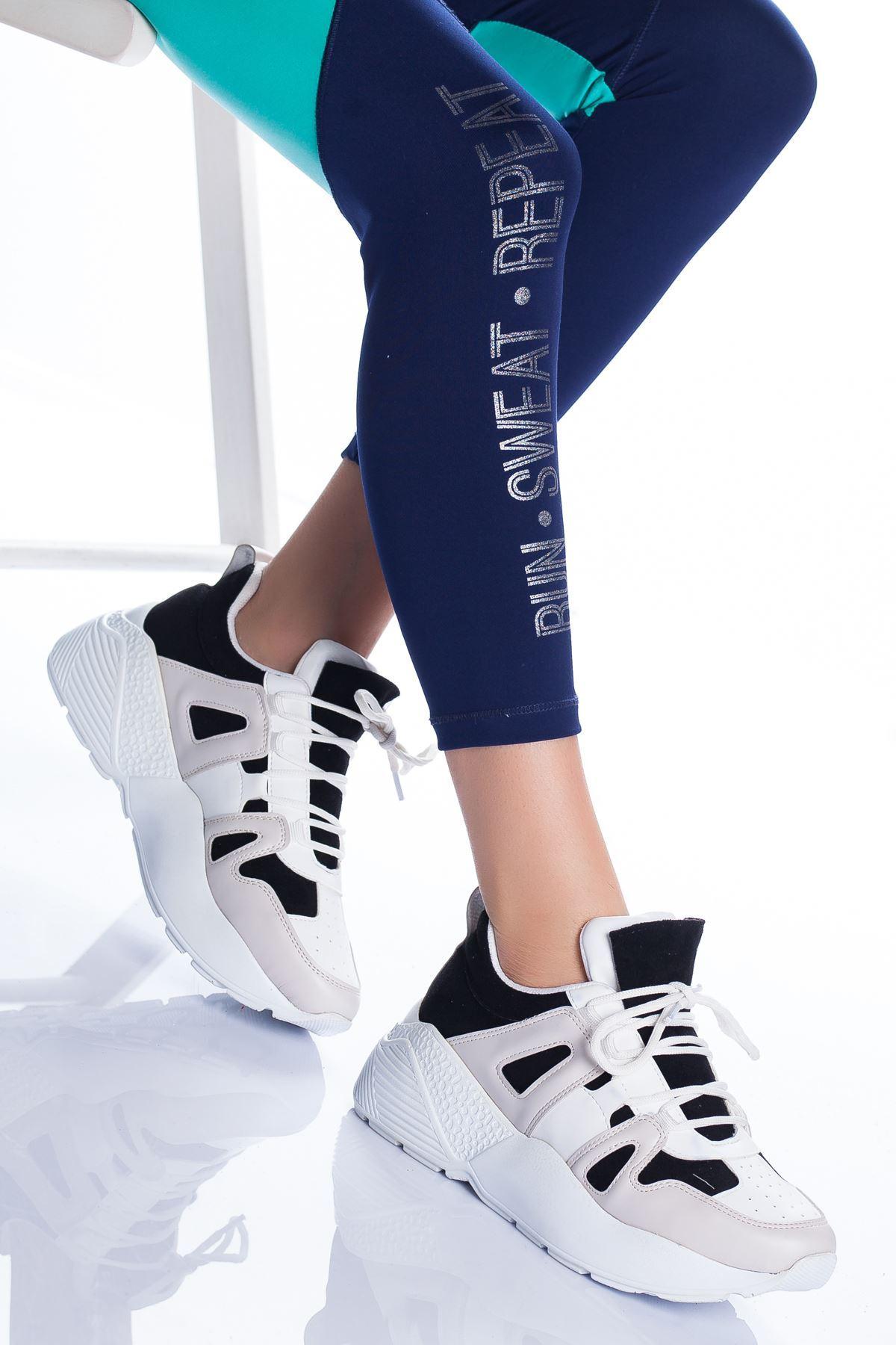 Larisa Spor Ayakkabı BEYAZ