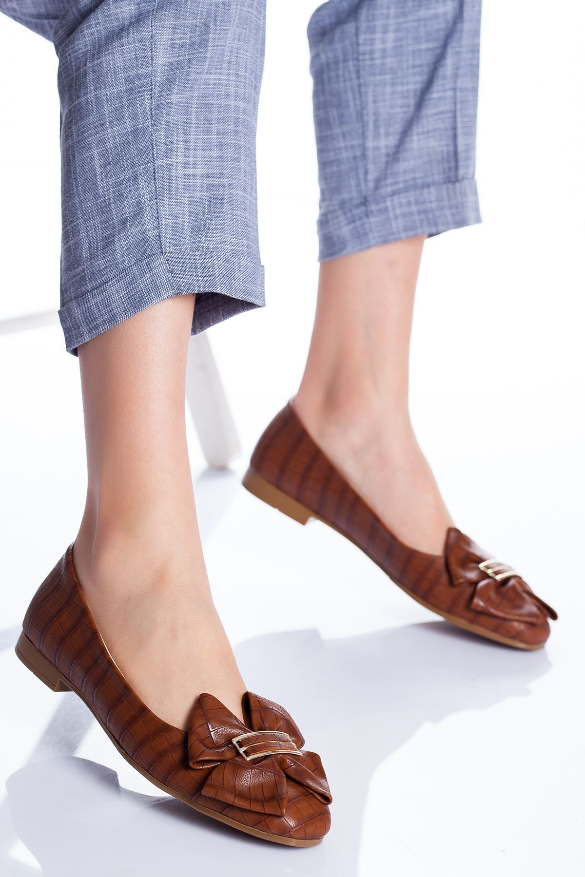 Mario Babet Ayakkabı TABA-CROC