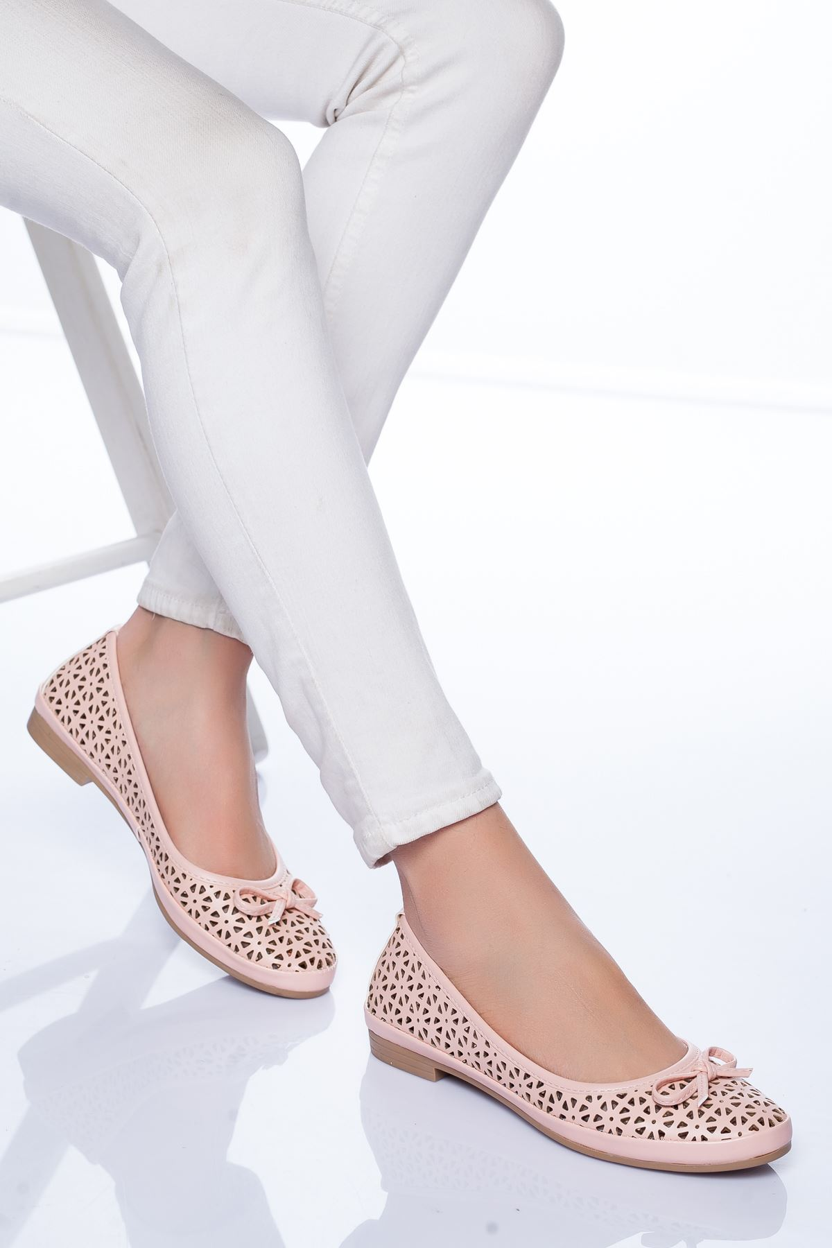 Riki Babet Ayakkabı PUDRA