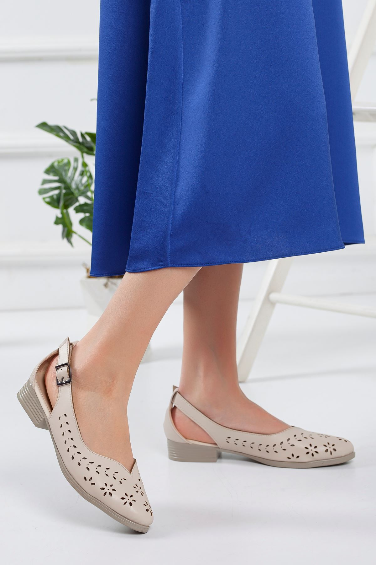 Welsa Babet Ayakkabı TEN
