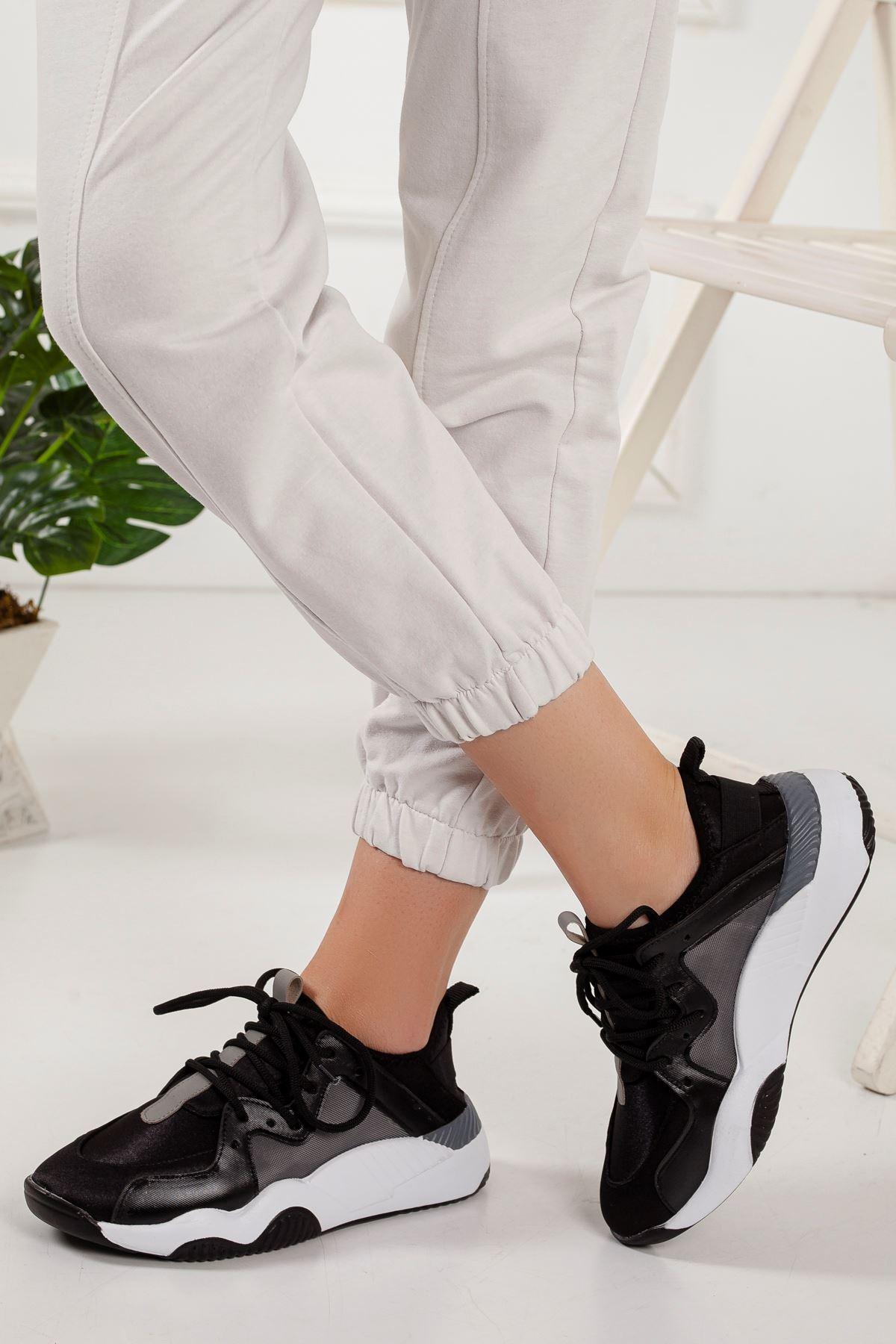 Rules Spor Ayakkabı SIYAH
