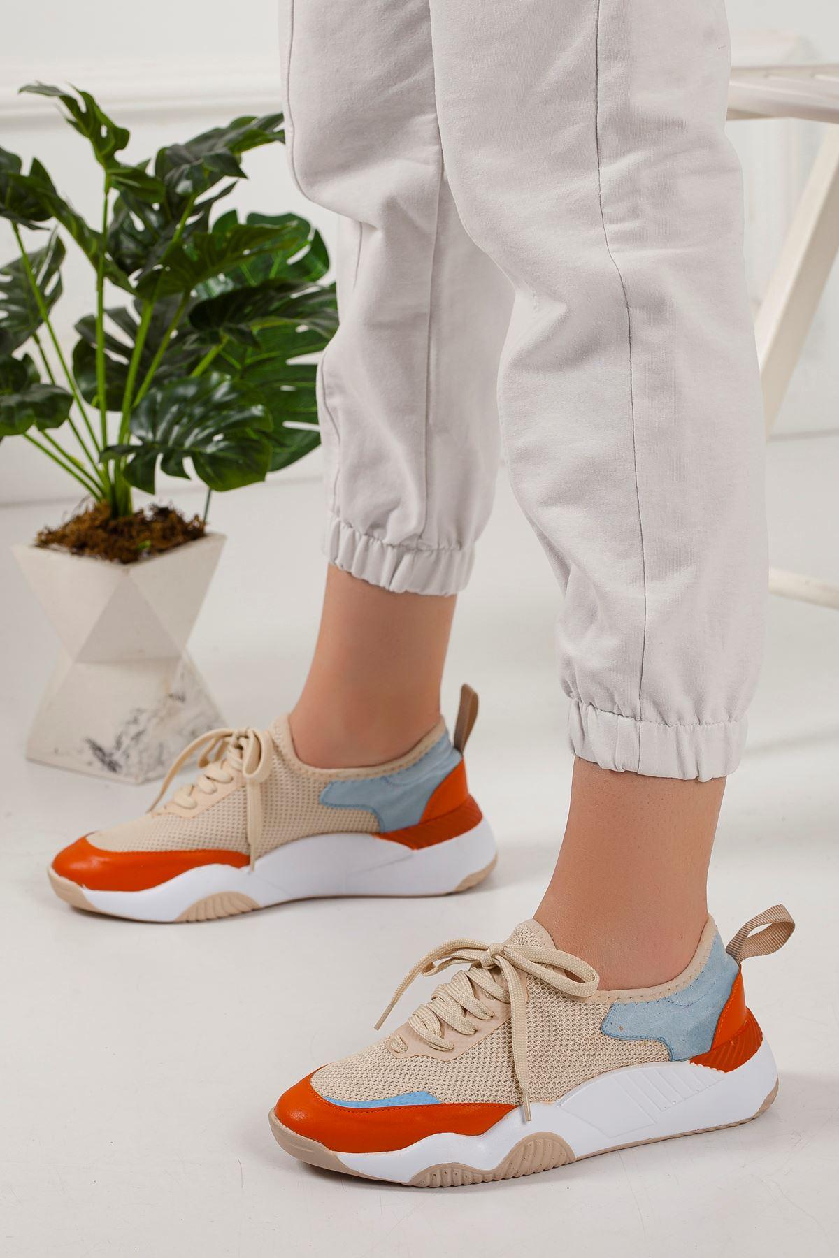 Gosra ten spor ayakkabı