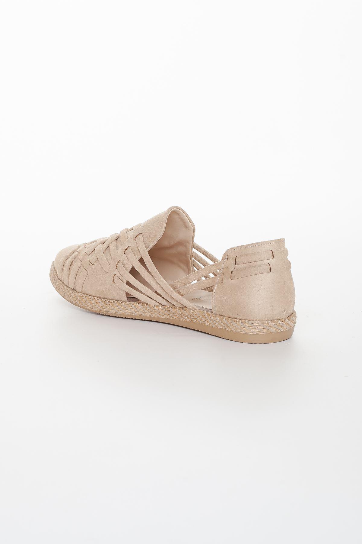 Kayra Babet Ayakkabı BEJ