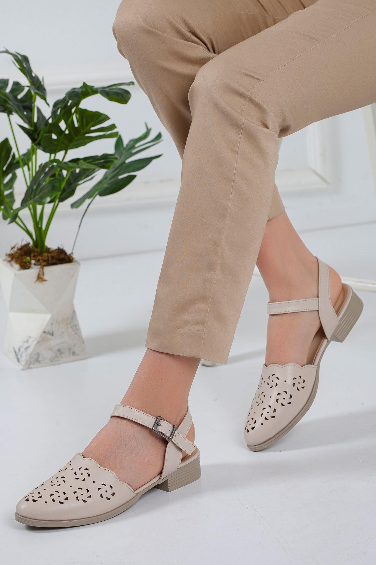 Linsi Babet Ayakkabı TEN
